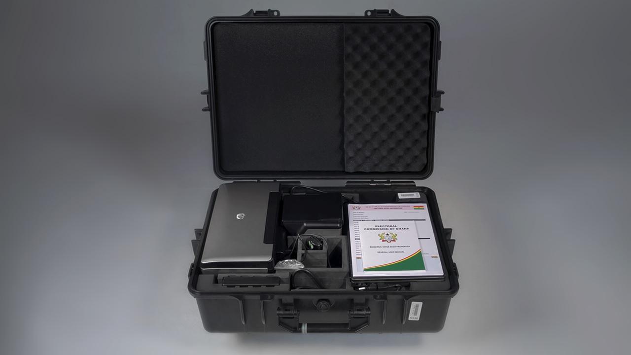 Biometric Registration Kits