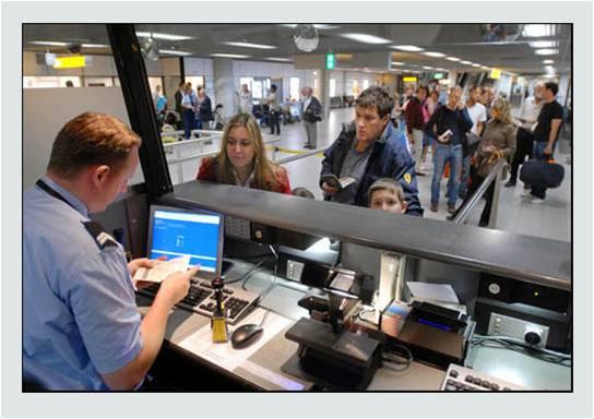 Visa biométrique Européen (EU-VIS)