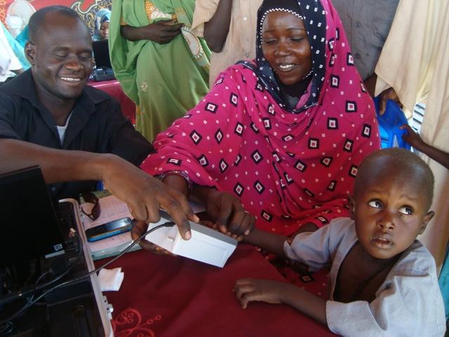 Identification civile biométrique en Afrique