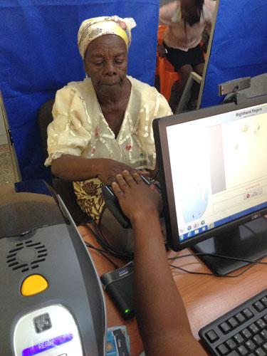 Identifiant national de santé pour le Ghana