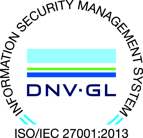 Certification ISO 9001/27001